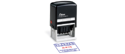 Custom Light Duty Self-Inking Daters
