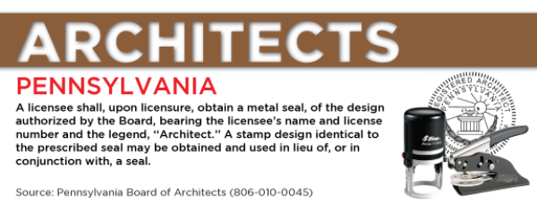Pennsylvania Architect