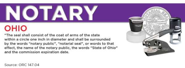 Ohio Notary