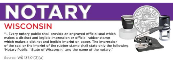 Wisconsin Notary