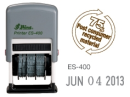 Stock Self-Inking<BR>Date Stamps